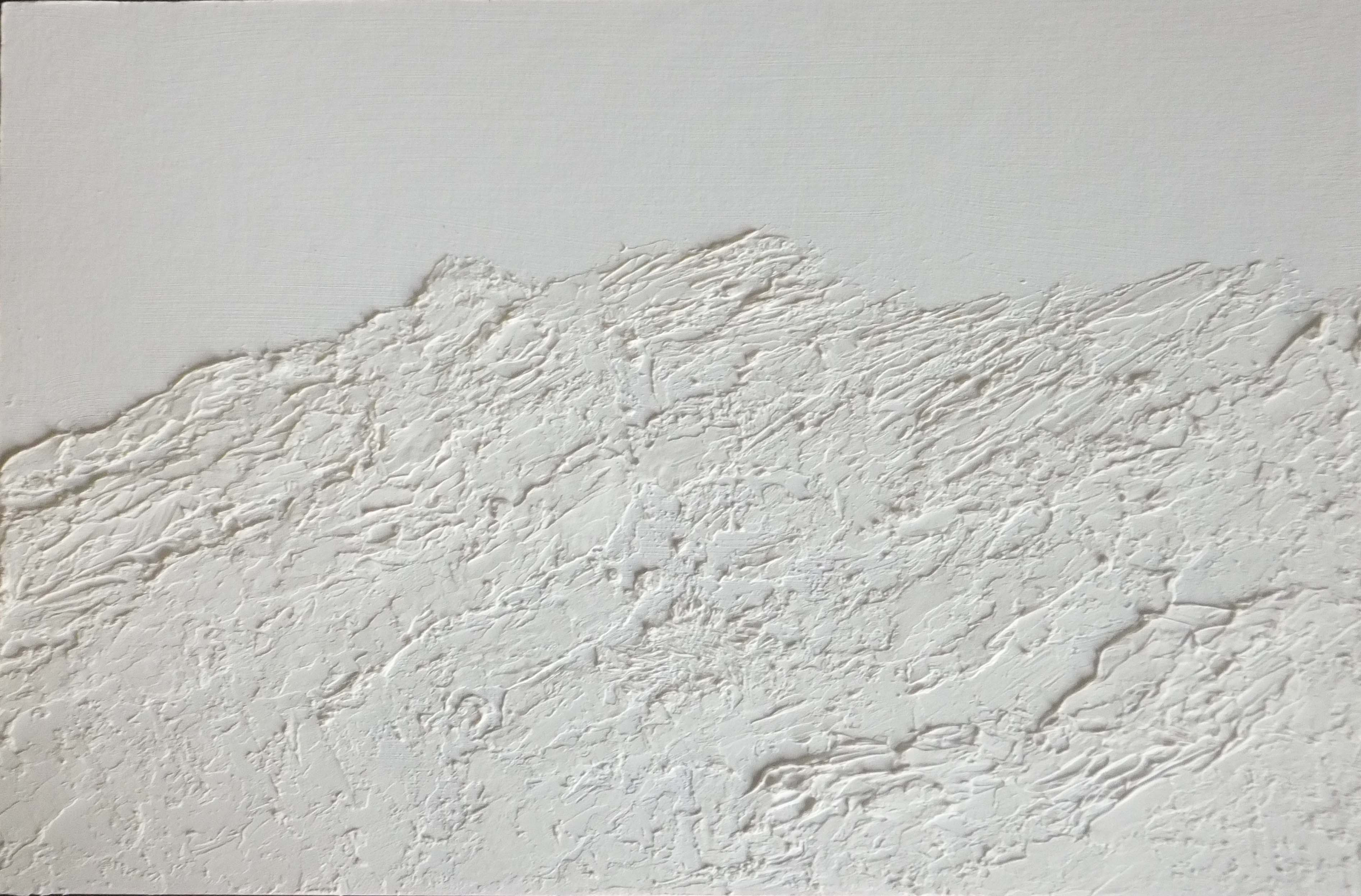 Introduction to creating a textured painting using Daler Rowney